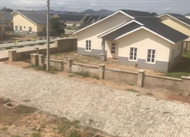 Newly Built 3 Bedroom Bungalow, Kuje, Abuja, Detached Bungalow for Sale