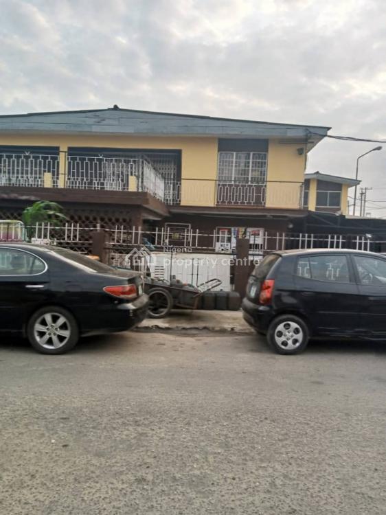 a Storey Building of 4 Nos. of 3 Bedrooms with Bq, Dipeolu Street, Allen, Ikeja, Lagos, Block of Flats for Sale