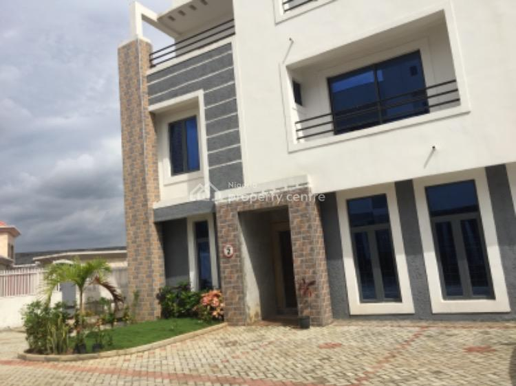 Brand New& Exotic 5 Bedroom House with Bq,gym, Club House.., Katampe Extension, Katampe, Abuja, House for Sale