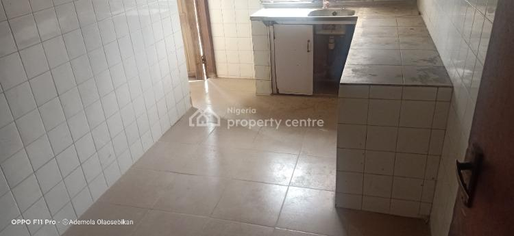 Spacious 3 Bedrooms Flats., By Gemade Estate Off Gowon., Egbeda, Alimosho, Lagos, Flat for Rent