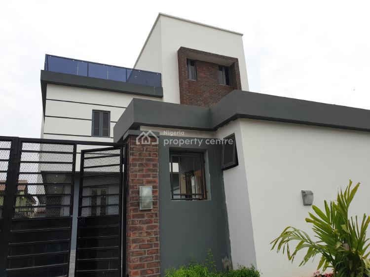 4 Bedroom Semi-detached with Bq, Lekki Phase 1, Lekki, Lagos, Semi-detached Duplex for Sale