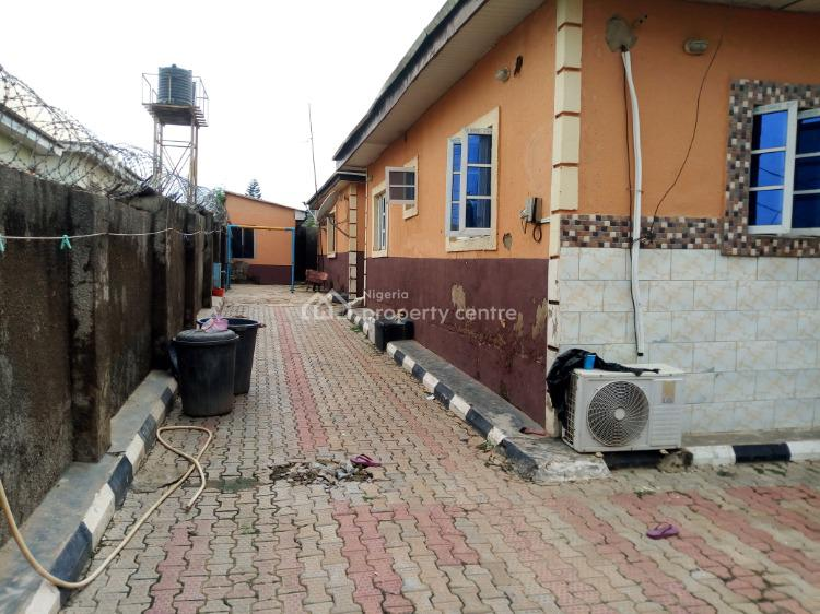 Nice 3 Bedroom with 2 Bedroom Bungalow, Near Amac Market, Fha (f.h.a), Lugbe District, Abuja, Detached Bungalow for Sale