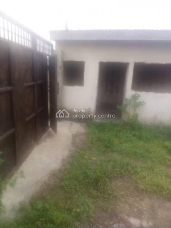 2 Units Mini Flat Bungalow, Oluwalogbo Area Isefun, Ayobo, Lagos, Detached Bungalow for Sale
