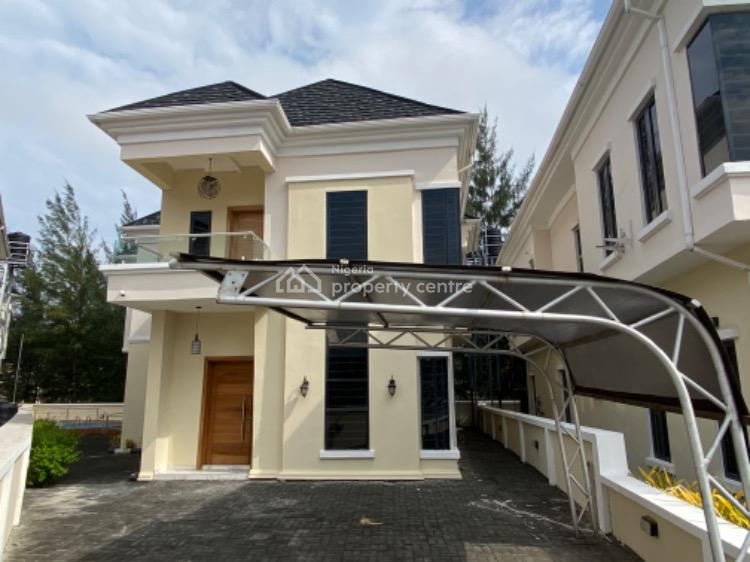 Executive 5 Bedroom Fully Detached Duplex with Swimming Pool, Lekky County Home, Ikota, Lekki, Lagos, Detached Duplex for Sale
