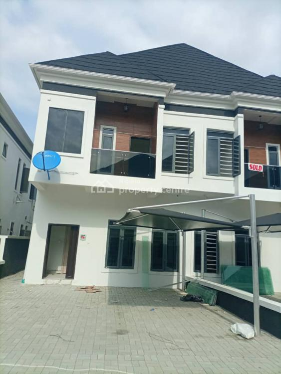 4 Bedroom Semi Detach Duplex with Bq, Orchid Hotel Road, Ikota, Lekki, Lagos, Semi-detached Duplex for Sale