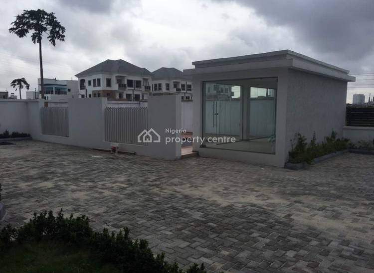 4 Bedrooms Terraced House with Beautiful Views, Osborne Phase 2, Ikoyi, Lagos, Terraced Duplex for Sale