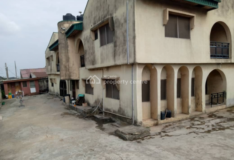 a Duplex Infront, & 2 Blocks of 3 Bedroom Flat at Back, Ayo Buari Agboyi, Alapere, Ketu, Lagos, Block of Flats for Sale