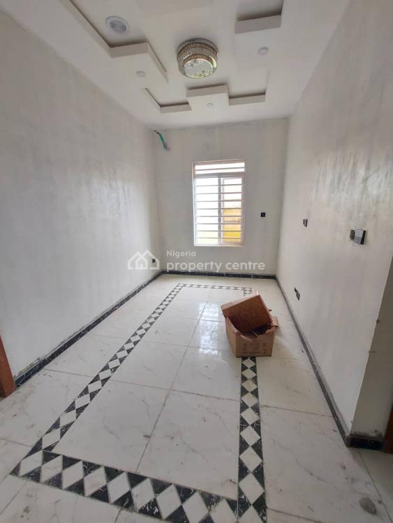 Brand New 4 Bedrooms Semi Detached Duplex with a Room Bq, 2nd Toll Gate, Lekki, Lagos, Semi-detached Duplex for Sale
