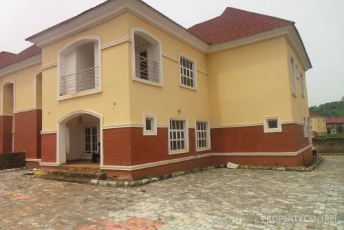 For Sale 4 Bedroom Semi Detached Duplex For Sale Within An Estate Guzape District Abuja 4