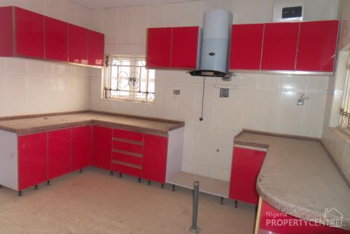 4 Bedroom Semi Detached Duplex For Sale Within An Estate Guzape District Abuja Metal Bricks