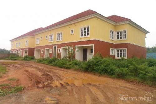For Sale 4 Bedroom Terrace Duplex For Sale Within An Estate Guzape District Abuja 4 Beds 4
