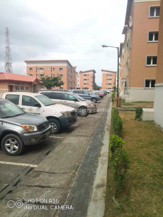 Standard Luxury Big 3 Bedroom Apartment in a Serene Estate, Gated Estate, Oko-oba, Agege, Lagos, Block of Flats for Sale