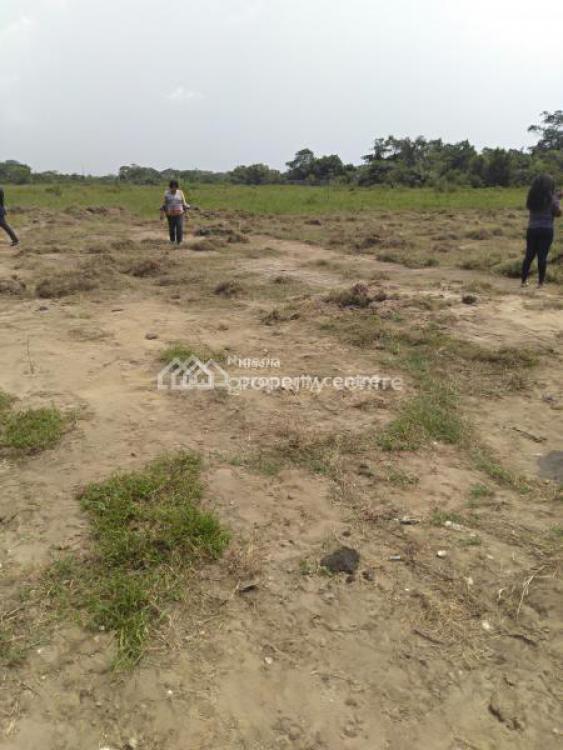 Dry Land in Serene Environment, Before Lacampaigne Tropicana Resort, Ibeju Lekki, Lagos, Residential Land for Sale