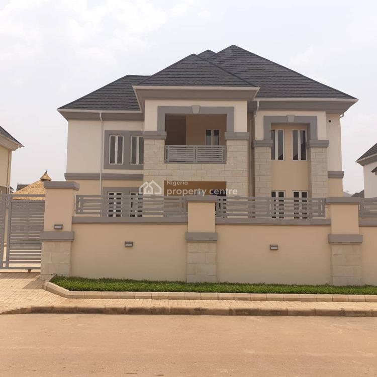 6 Bedroom Detached House  with Boys Quarters, Karsana, Abuja, Detached Duplex for Sale