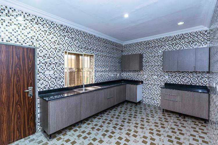Spacious 4 Bedroom Detached Duplex, Ajah, Lagos, Detached Duplex for Sale