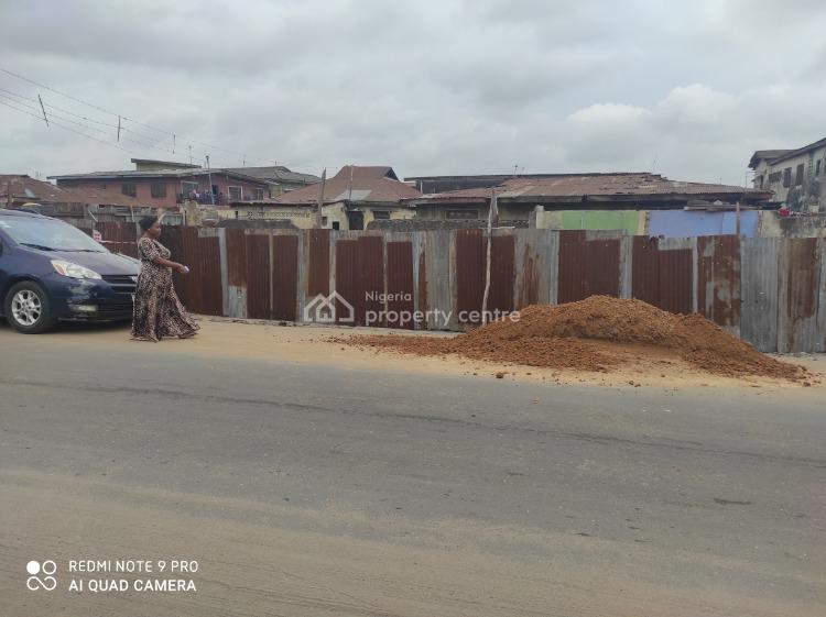 Corner Piece Bare Land, Off Pedro Road, Pedro, Gbagada, Lagos, Mixed-use Land for Sale