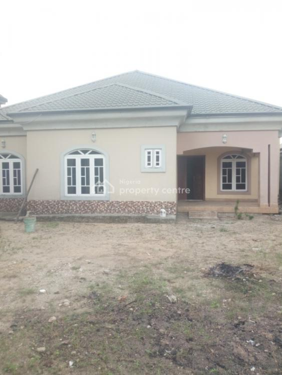Luxury 4 Bedroom Bungalow with Bq, Rukpokwu, Rumuokoro, Port Harcourt, Rivers, Detached Bungalow for Sale