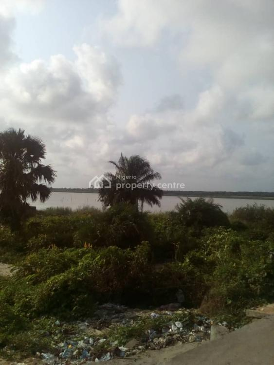 Acres of Water-front Land, Badagry, Lagos, Commercial Land for Sale