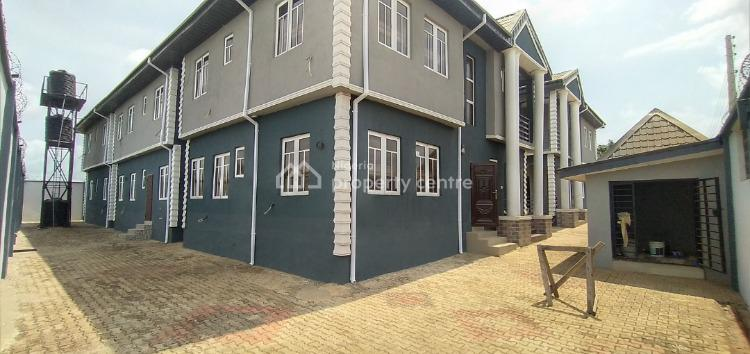 Newly Built 8 Units of 2 Bedroom Flat and 2 Units of 3 Bedroom Duplex, Ginti, Off Ijede Road., Ikorodu, Lagos, Block of Flats for Sale
