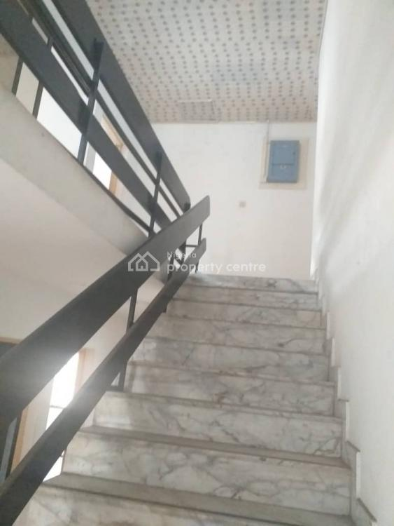 4 Bedroom Self-serviced Detached Duplex with 2 Rooms Boys Quarters., Aso Street., Parkview, Ikoyi, Lagos, Semi-detached Duplex for Rent