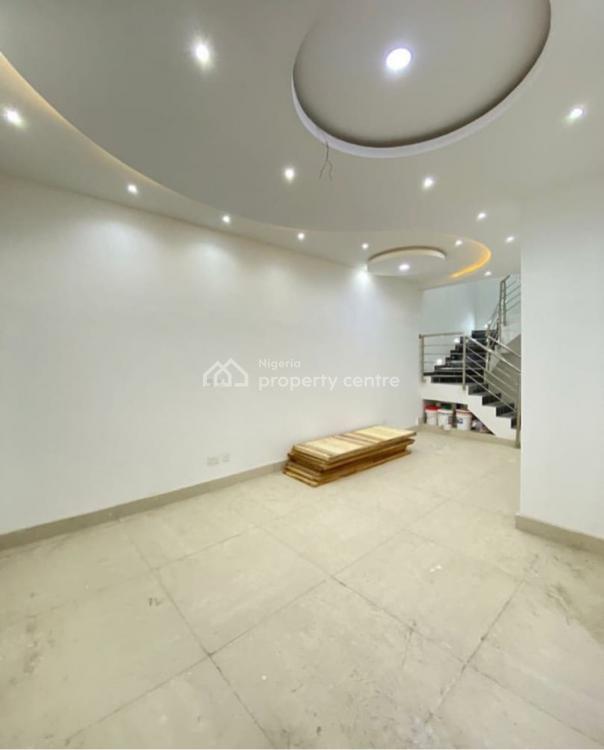 Newly Built 4 Bedroom Detached Duplex with Bq, Osapa, Lekki, Lagos, Semi-detached Duplex for Sale