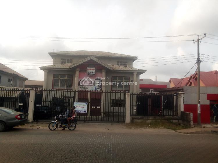 Open Floor Office Building on Land Size 800sqm Good for Commercial Purpose, Festac, Amuwo Odofin, Lagos, Detached Duplex for Sale