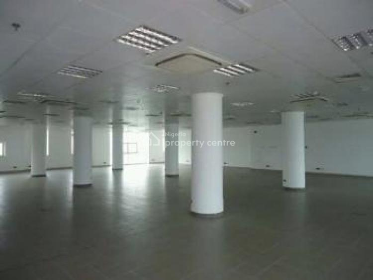 Open Plan Office Building, Victoria Island Extension, Victoria Island (vi), Lagos, Office Space for Sale