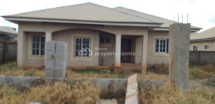 3 Bedrooms Bungalow with Two Rooms Bq, Apo, Abuja, House for Sale