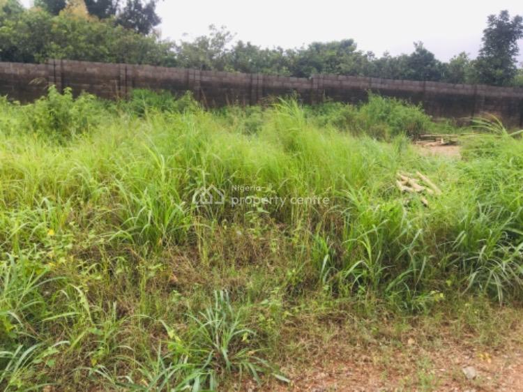 600sqm Estates Land for Detached Duplex, Fct, Lokogoma District, Abuja, Residential Land for Sale