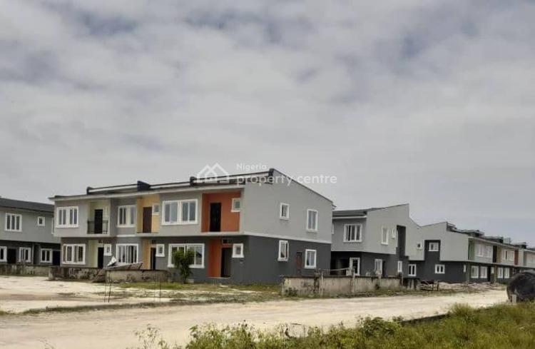 2 Bedroom, Ajah Wealthland Green Estate, Oribanwa, Ibeju Lekki, Lagos, Terraced Duplex for Sale