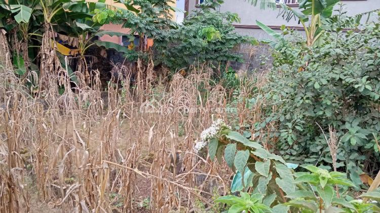 Fenced Plot of Land with Demolishable Bungalow, Fagbemi Street, Ayobo, Lagos, Residential Land for Sale