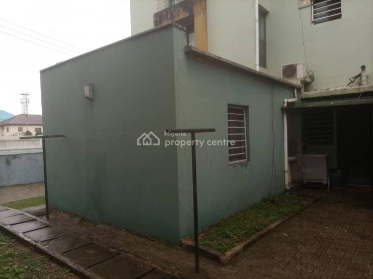 a Unit of 3 Bedroom Terrace Apartment with a Room Boys Quarters, After Fish Market, Life Camp, Abuja, House for Sale