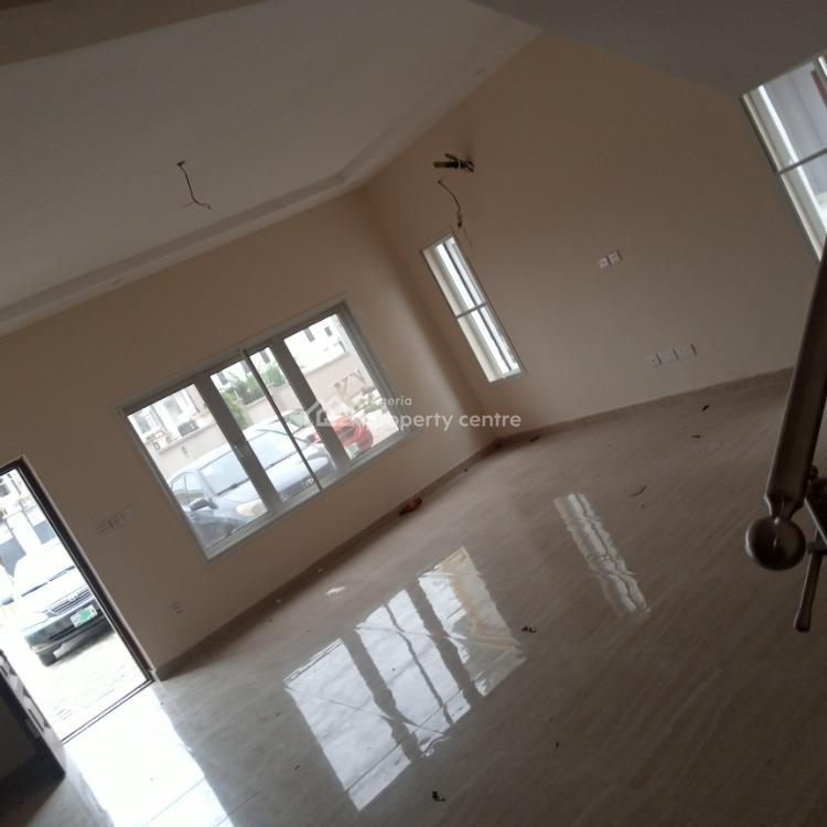 3 Bedroom Terrace Duplex Newly Built., By Chevron Second Toll Gate Chevron., Lekki Phase 2, Lekki, Lagos, Terraced Duplex for Rent
