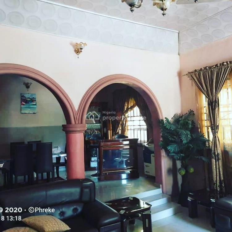 5 Bedroom Flat, Asuquo Ibinga, Uyo, Akwa Ibom, Detached Bungalow for Sale