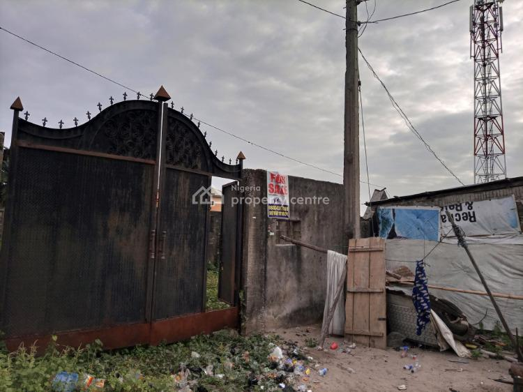 Block of Uncompleted Flats, Ilaje, Ajah, Lagos, Block of Flats for Sale