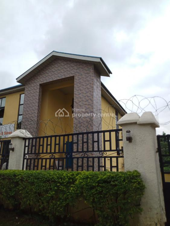 56sqm Office Space in a Very Good Area., Off Ibb Way, Maitama District, Abuja, Office Space for Rent