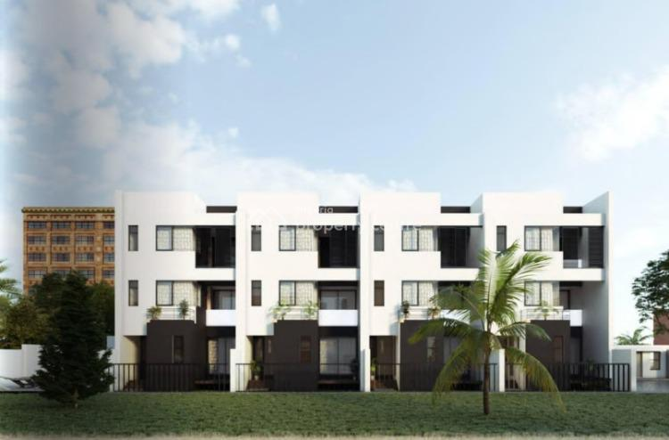 4 Bedroom Stunning and Brand New Terraces, 2nd Round About, Lekki Phase 1, Lekki, Lagos, Terraced Duplex for Sale