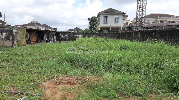 Well-priced Two (2) Plots of Land, King Boms Close, Off Abacha Road, Gra Phase 3, Port Harcourt, Rivers, Residential Land for Sale