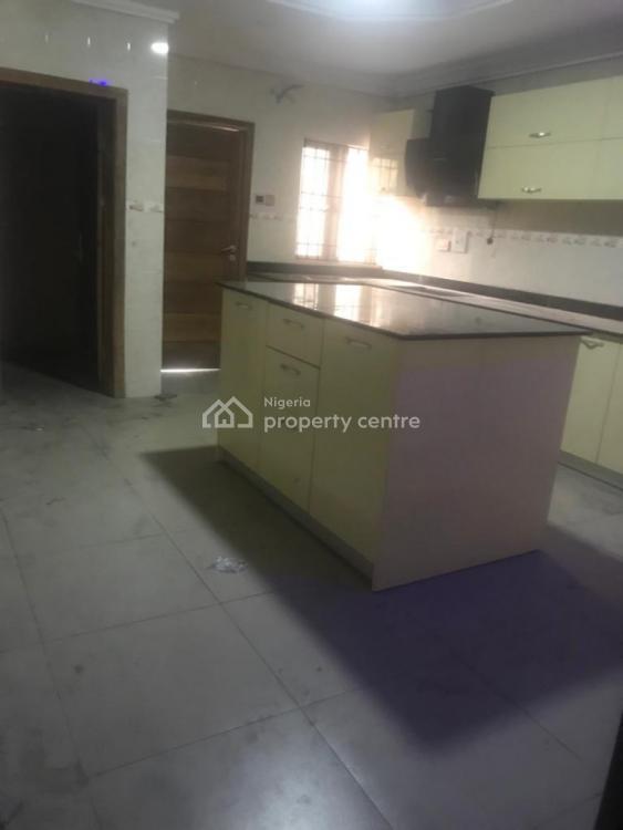 Massively Spacious 5 Bedrooms Detached 3 Rooms Bq, Off Fola Osibo, Lekki Phase 1, Lekki, Lagos, Semi-detached Duplex for Rent