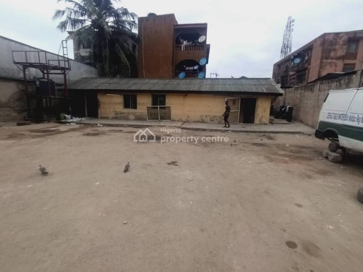 Full Plot of  Land, Near The Express Road,  ,close to The Lagos -okota  Express Way, Cele, Isolo, Lagos, Mixed-use Land for Sale
