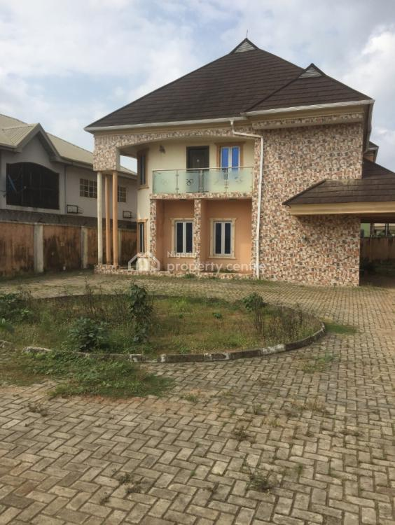 for sale 5 bedroom fully detached duplex on a fully plot