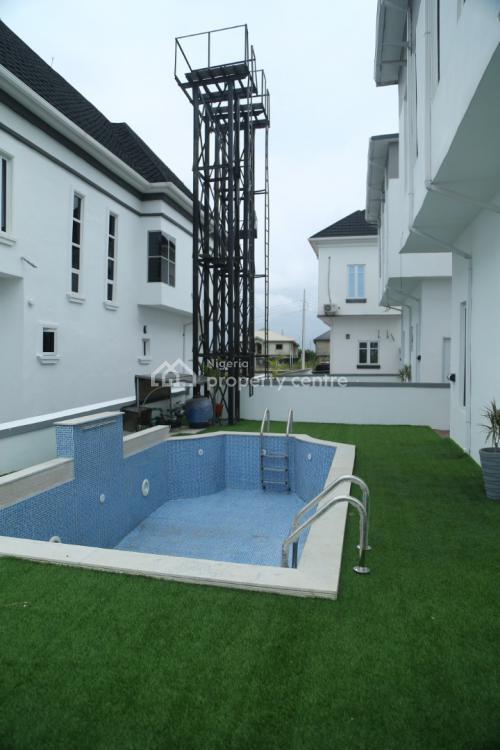 Beautifully Finished 5 Bedroom Fully Detached Duplex with Bq & Pool, Ikota Villa, Lekki Phase 2, Lekki, Lagos, Detached Duplex for Sale