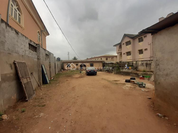 4 Bedroom Bungalow Setback with 2 Shop, Ashipa Road, Ipaja, Lagos, Detached Bungalow for Sale