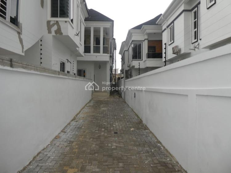 New 5 Bedroom Fully Detached House with Boys Quarters, Off Second Tollgate Close to Chevron, Lekki, Lagos, Detached Duplex for Sale