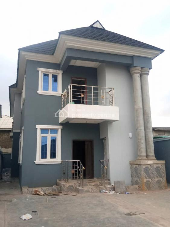 Elegant and Tastefully Finished  (4)bedroom Detached Duplex with Bq, Abule Egba, Agege, Lagos, Detached Duplex for Sale