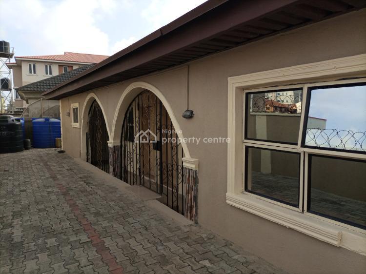 Mini Flat Bq Bungalow with Study Room, Off Kusenla Road, Ikate Elegushi, Lekki, Lagos, Mini Flat for Rent