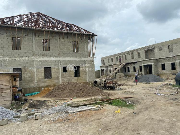 Exquisitely Crafted & Finished 2 Bedroom Terrace Duplexes, Metro Homes:, Lekki Phase 2, Lekki, Lagos, Terraced Duplex for Sale