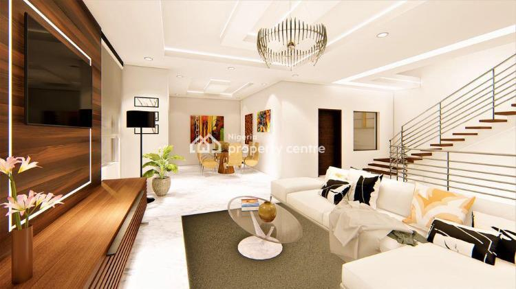 Serviced 2 Bedroom Maisonette, Richmond Estate Off Freedow Road, Lekki Phase 1, Lekki, Lagos, Terraced Duplex for Sale