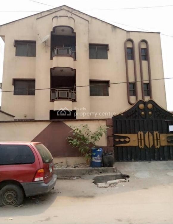 Block of 6 Flats of 3 Bedroom, Palmgrove, Shomolu, Lagos, Block of Flats for Sale