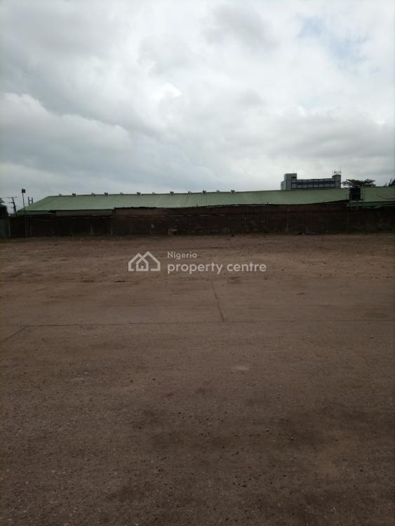 One Acre Industrial Land, Off Acme Road, Ogba Industrial Estate., Ogba, Ikeja, Lagos, Commercial Land for Rent